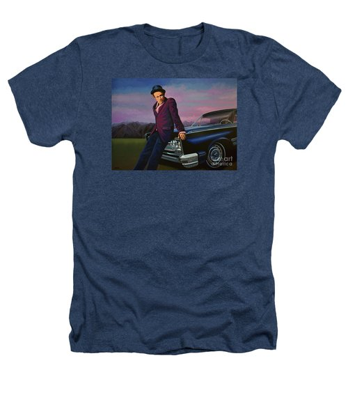 Tom Waits Heathers T-Shirt by Paul Meijering