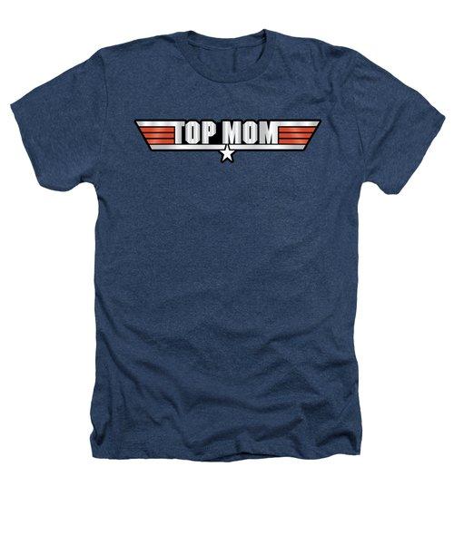 Top Mom Callsign Heathers T-Shirt by Fernando Miranda