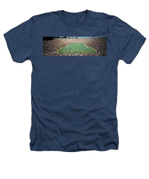 University Of Michigan Stadium, Ann Heathers T-Shirt