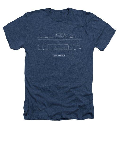 Uss Lexington Heathers T-Shirt