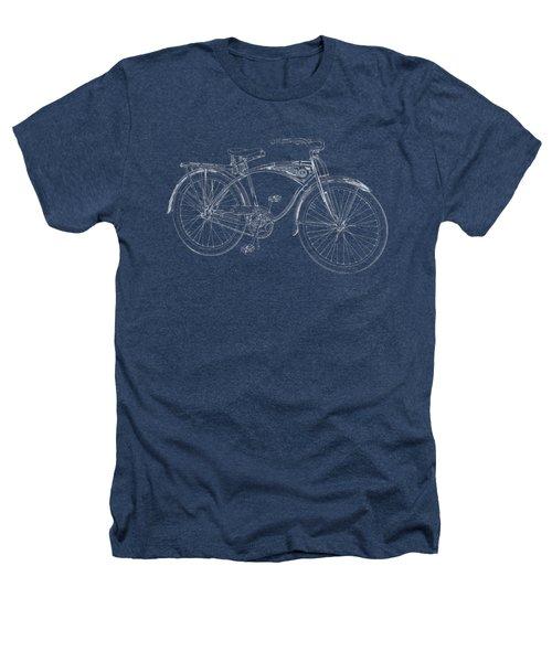Vintage Bicycle Tee Heathers T-Shirt