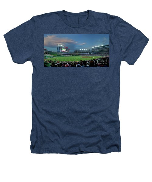 Washington Nationals In Our Nations Capitol Heathers T-Shirt