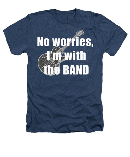 With The Band Tee Heathers T-Shirt