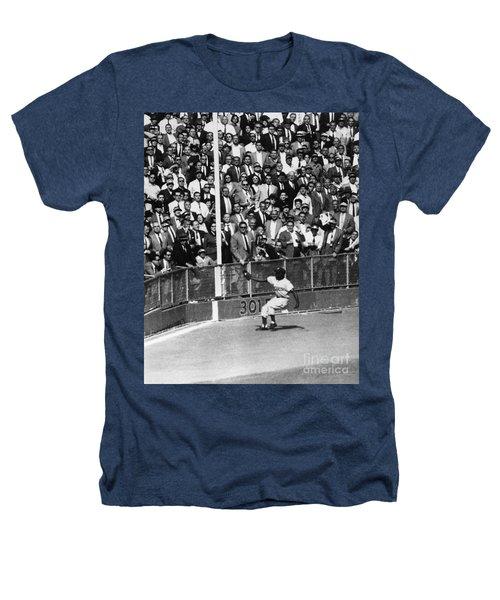 World Series, 1955 Heathers T-Shirt by Granger