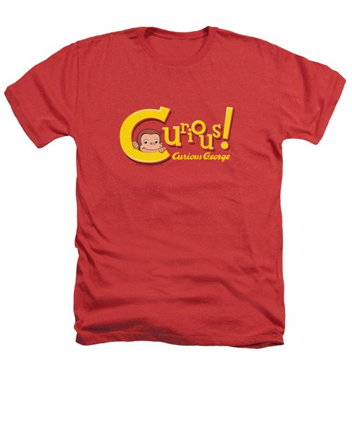 Curious George - Curious Heathers T-Shirt