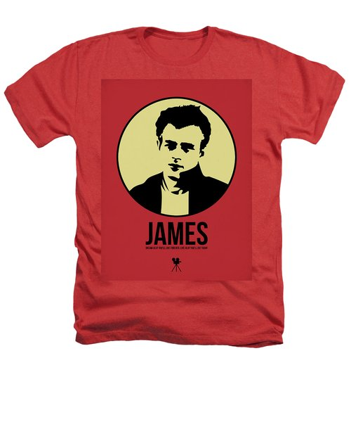 James Poster 2 Heathers T-Shirt by Naxart Studio
