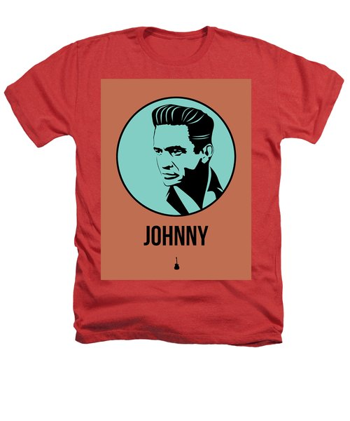 Johnny Poster 1 Heathers T-Shirt by Naxart Studio