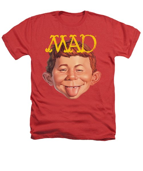 Mad - Absolutely Mad Heathers T-Shirt