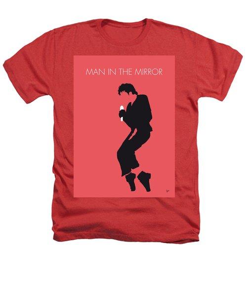 No032 My Michael Jackson Minimal Music Poster Heathers T-Shirt
