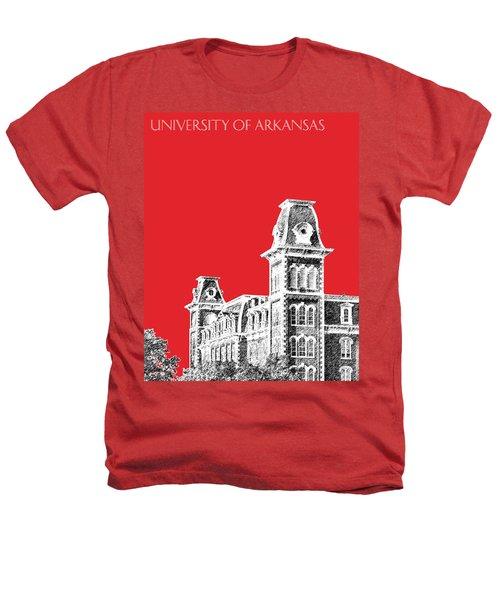 University Of Arkansas - Red Heathers T-Shirt