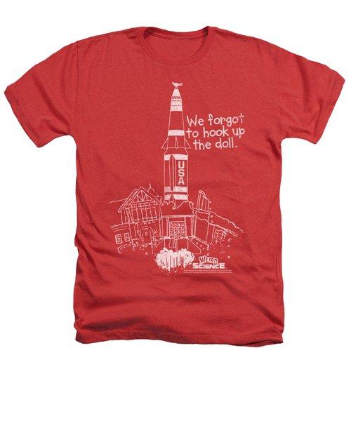 Weird Science - Rocket Heathers T-Shirt