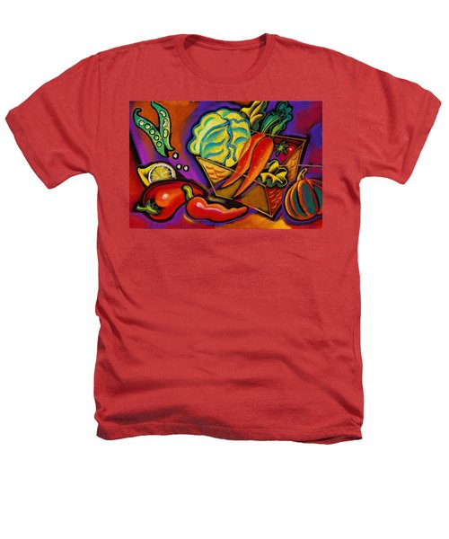 Very Healthy For You Heathers T-Shirt by Leon Zernitsky