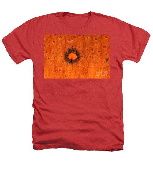 Skin Of Eastern Newt Heathers T-Shirt