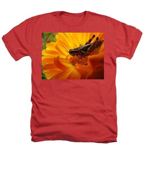 Grasshopper Luncheon Heathers T-Shirt