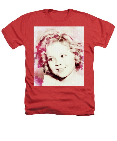 Shirley Temple, Vintage Actress Heathers T-Shirt