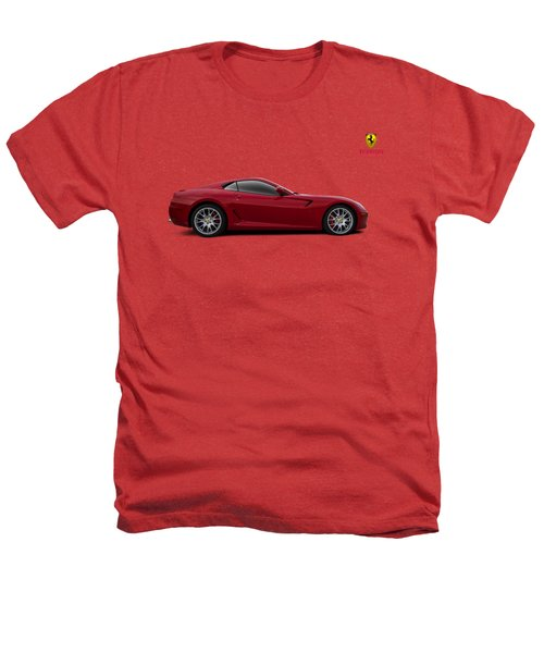 Ferrari 599 Gtb Heathers T-Shirt by Douglas Pittman