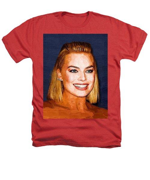 Margot Robbie Art Heathers T-Shirt by Best Actors