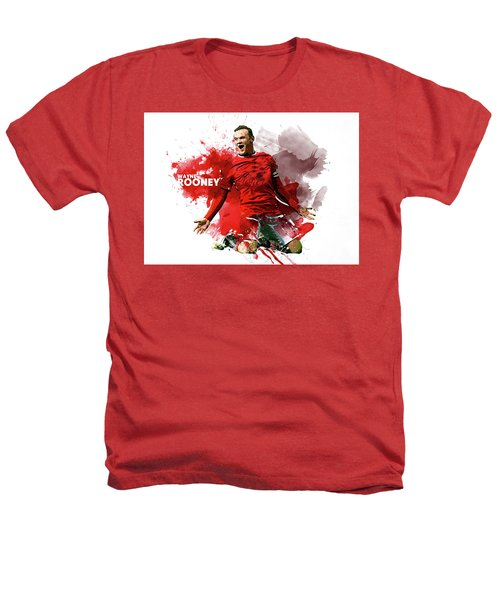 Wayne Rooney Heathers T-Shirt
