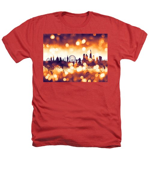 London England Skyline Heathers T-Shirt