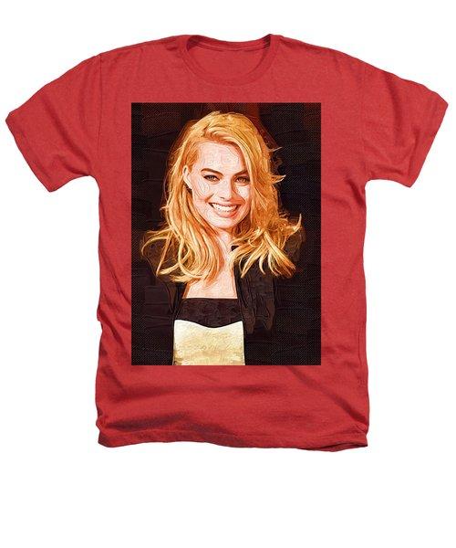 Margot Robbie Painting Heathers T-Shirt