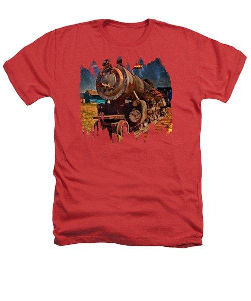Old 44 Heathers T-Shirt by Thom Zehrfeld