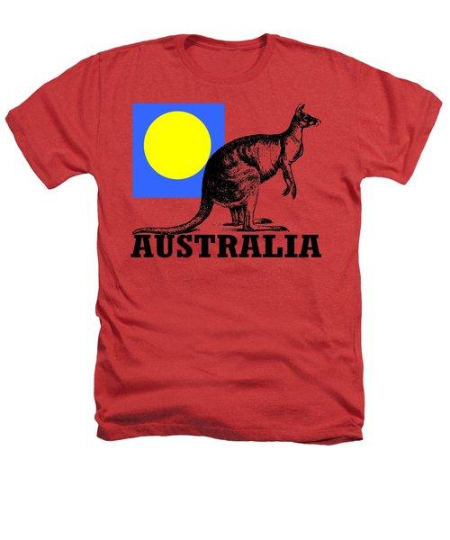 Australia-kangaroo Heathers T-Shirt