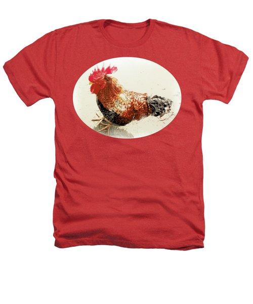 Barnyard Boss Heathers T-Shirt by Anita Faye
