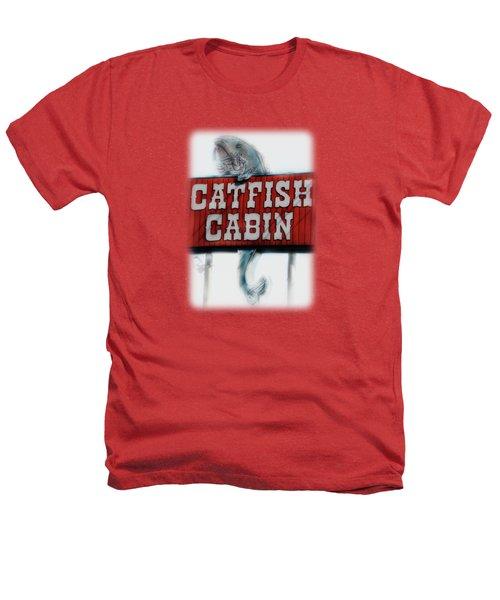 Catfish Cabin  Heathers T-Shirt