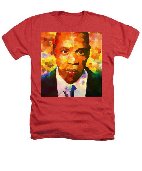 Colorful Jay Z Palette Knife Heathers T-Shirt