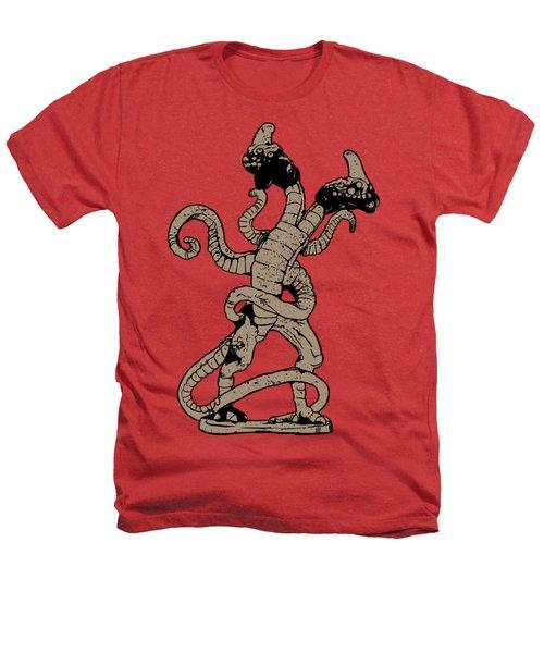 Demogorgon Stranger Things Digital Version Heathers T-Shirt