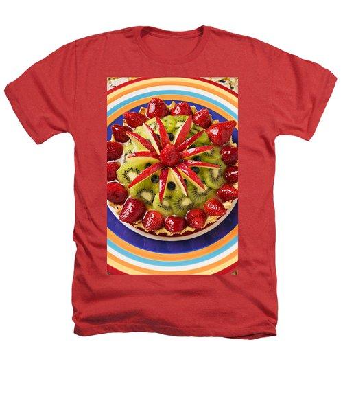 Fancy Tart Pie Heathers T-Shirt by Garry Gay