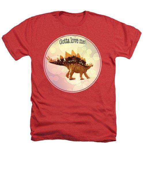 Gotta Love Me Heathers T-Shirt by Lena  Owens OLena Art