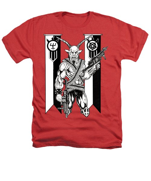 Great Goat War Heathers T-Shirt
