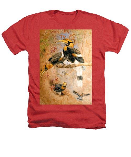 Hornbill  Heathers T-Shirt