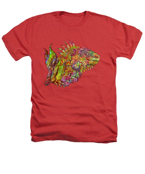 Iguana Hot Heathers T-Shirt