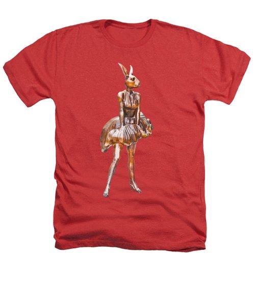 Kangaroo Marilyn Heathers T-Shirt by Susan Vineyard