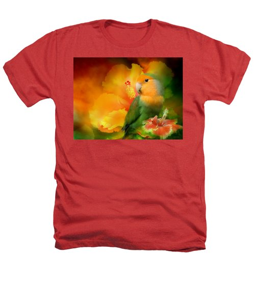 Love Among The Hibiscus Heathers T-Shirt