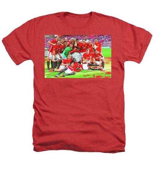 Manchester United Celebrates Heathers T-Shirt by Don Kuing