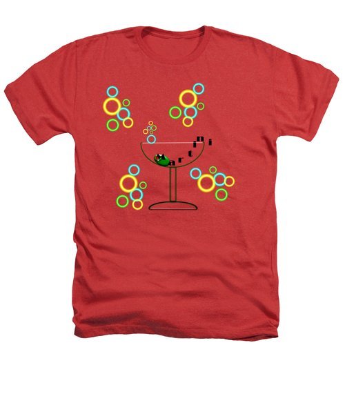 Martini Happy Heathers T-Shirt
