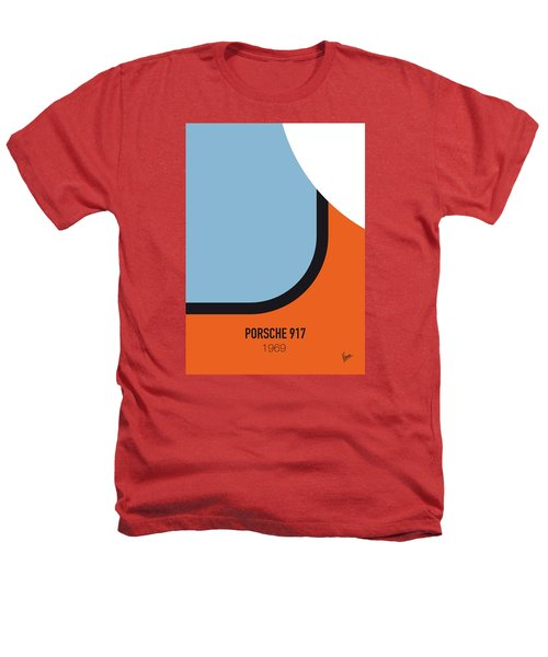 No016 My Le Mans Minimal Movie Car Poster Heathers T-Shirt