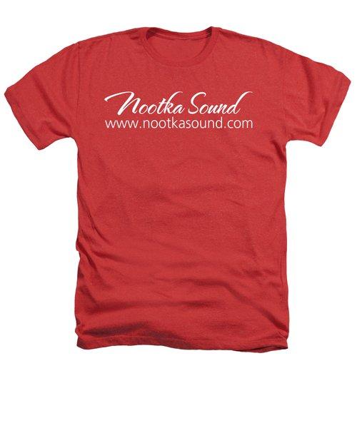 Nootka Sound Logo #14 Heathers T-Shirt by Nootka Sound