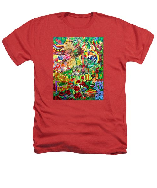 Peach Music Festival 2015 Heathers T-Shirt by Kevin J Cooper Artwork