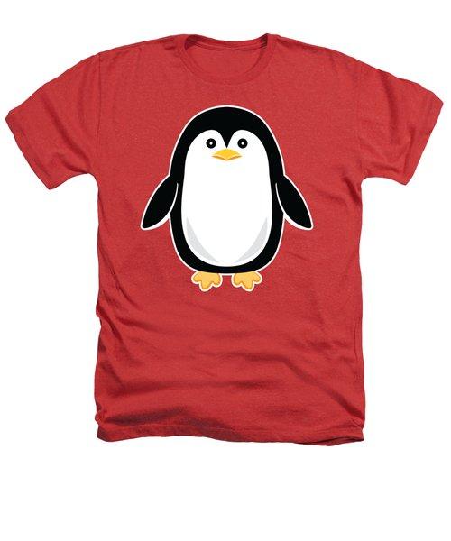 Perky Baby Penguin Heathers T-Shirt