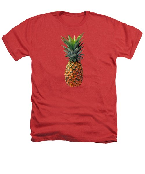 Pineapple Heathers T-Shirt