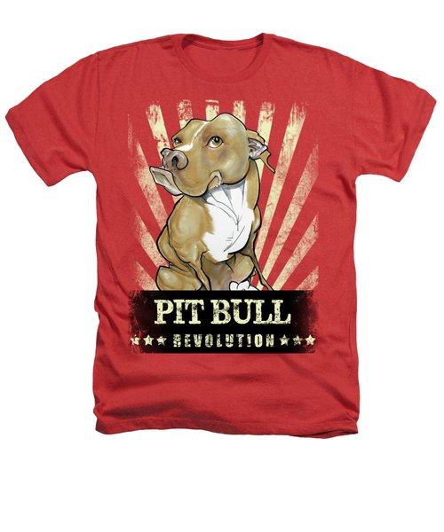 Pit Bull Revolution Heathers T-Shirt