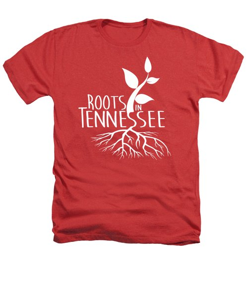 Roots In Tennessee Seedlin Heathers T-Shirt