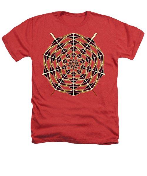 Spider Web Heathers T-Shirt by Gaspar Avila