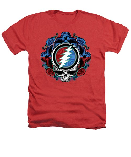Steal Your Face - Ilustration Heathers T-Shirt