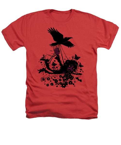 Strange Trip Through The Sky Heathers T-Shirt