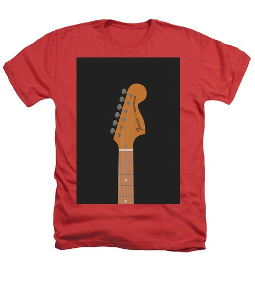 Stratocaster Guitar Heathers T-Shirt